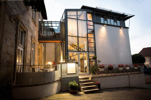 Hotel Am Dom - Bamberg - Building