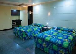 Da Vinci Hotel & Conventions - Manaus - Bedroom