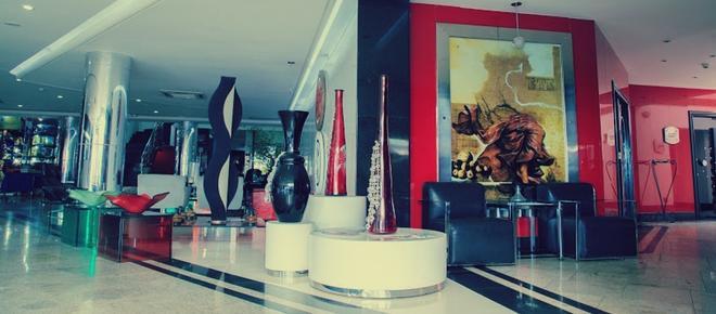 Da Vinci Hotel & Conventions - Μανάους - Σαλόνι ξενοδοχείου