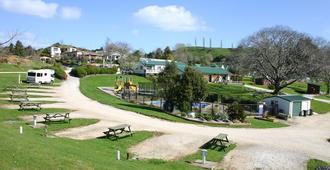 Waitomo Top 10 Holiday Park - Waitomo - Outdoor view