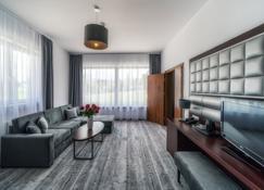 薩德斯基帝沃爾飯店 - 穆扎希赫爾 - 客廳
