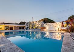 Villa Kore Çeşme - Çeşme - Bể bơi