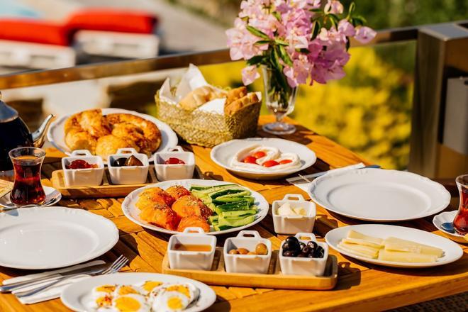 Villa Kore Çeşme - Çeşme - Phòng bếp