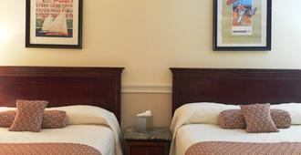 Americas Cup Inn - Newport - Camera da letto