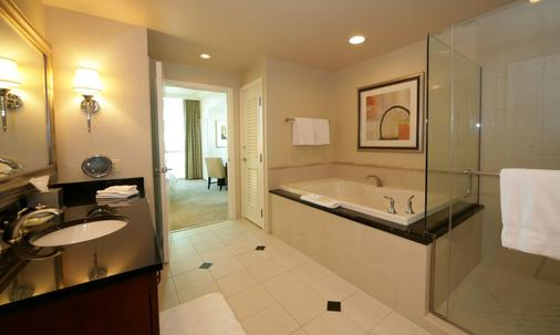 Jet Luxury Resorts @ The Signature Condo Hotel - Las Vegas - Phòng tắm