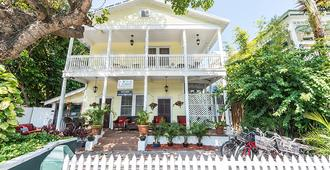 Wicker Guesthouse - Key West - Toà nhà