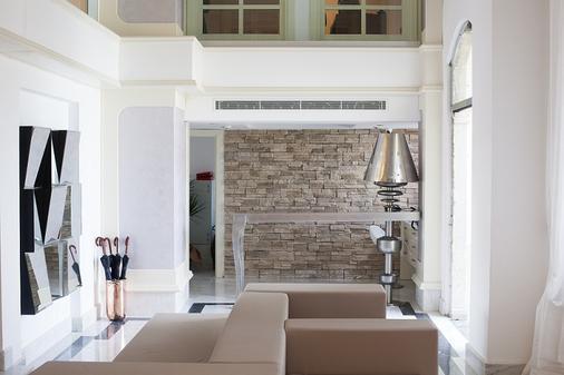 Puding Marina Residence - Antália - Sala de estar