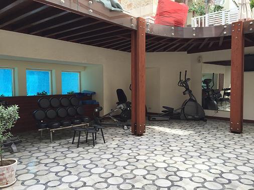 Puding Marina Residence - Antalya - Spor salonu