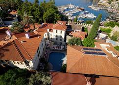Puding Marina Residence - Antalya - Gebäude