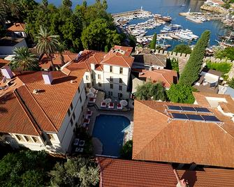 Puding Marina Residence - Antalya - Toà nhà