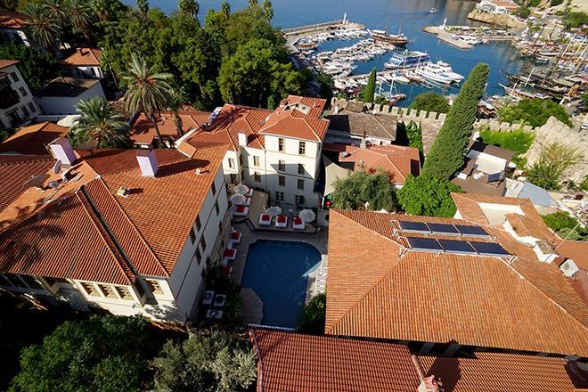Puding Marina Residence - Antalya - Bina