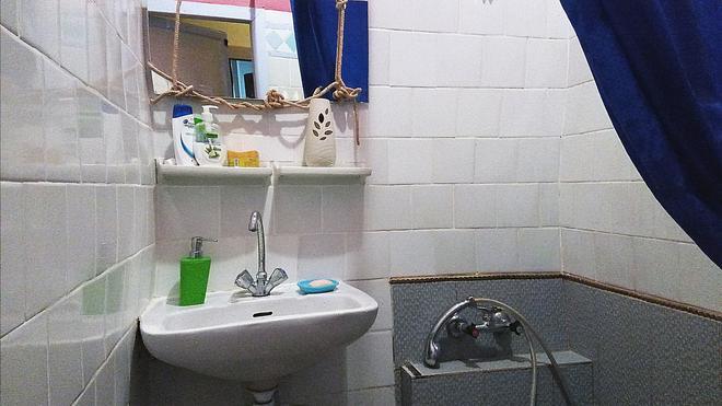 Hostel Drive - Lviv - Bathroom