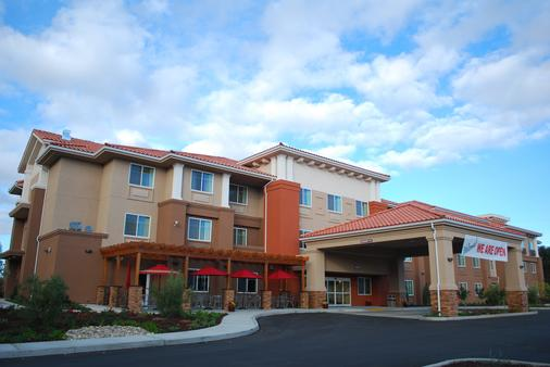 The Oaks Hotel and Suites an Ascend Hotel Collection Member - Paso Robles - Toà nhà