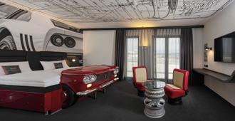 V8 Hotel Koln At Motorworld Ascend Hotel Collection - Cologne - Bedroom