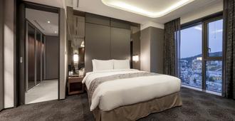 Tmark Grand Hotel Myeongdong - סיאול - חדר שינה