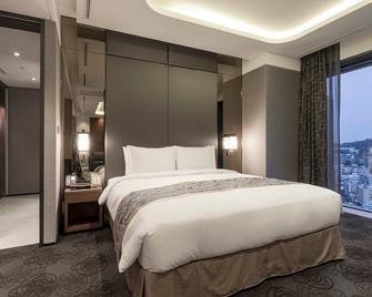 Tmark Grand Hotel Myeongdong - Seoul - Bedroom