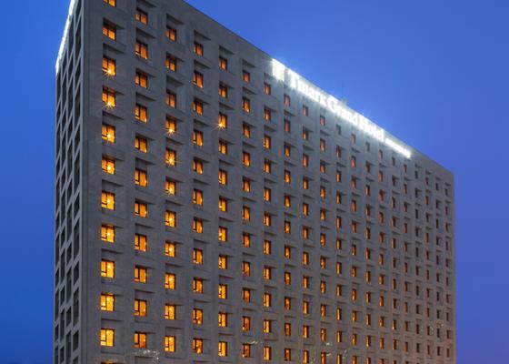 Tmark Grand Hotel Myeongdong - Seul - Budynek