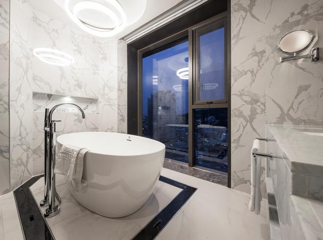 Tmark Grand Hotel Myeongdong - Séoul - Salle de bain