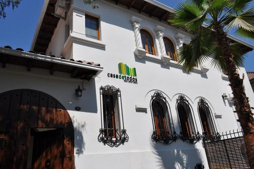 Casadetodos B&b Boutique - Santiago - Building