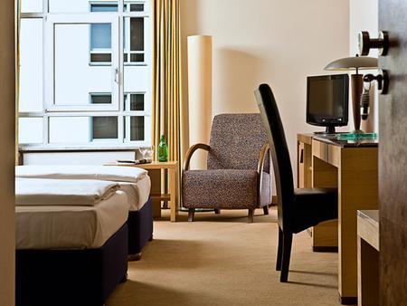 Sorat Insel-Hotel Regensburg - Ρέγκενσμπουργκ - Κρεβατοκάμαρα