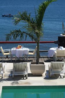 Hotel El Cazar - Búzios - Balcony