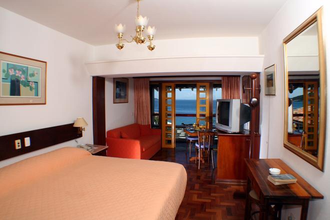 Hotel El Cazar - Búzios - Phòng ngủ