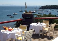 Hotel El Cazar - Búzios - Nhà hàng