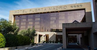 Hotel Silken Puerta Madrid - Madrid - Bygning