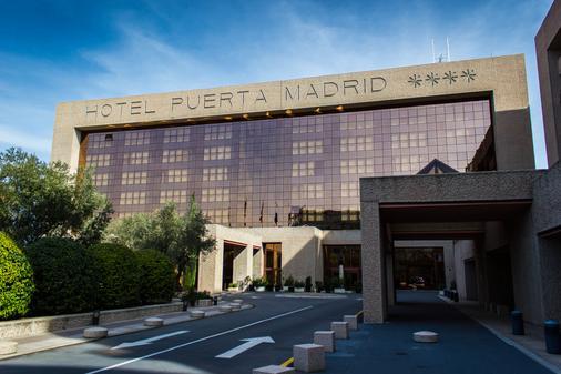 Hotel Silken Puerta Madrid - Madrid - Building