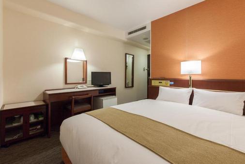 Nishitetsu Inn Nihonbashi - Tokyo - Bedroom