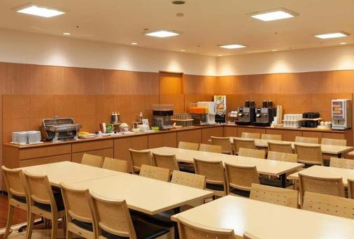 Nishitetsu Inn Nihonbashi - Tokyo - Buffet