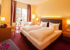 Moin Hotel Cuxhaven - Cuxhaven - Sypialnia