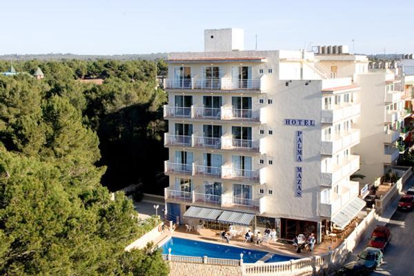 Hotel Palma Mazas - Эль-Ареналь - Здание