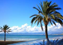 Hotel Palma Mazas - El Arenal - Bãi biển