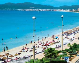 帕爾馬瑪薩斯飯店 - 埃爾阿雷納爾 - 海灘