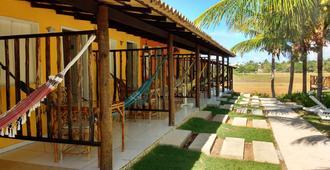 Pousada Ilha do Meio - Barra de Pojuca - Outdoors view