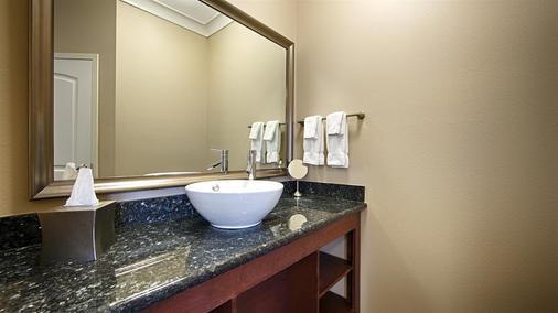 貝斯特韋斯特普勒斯阿維塔套房酒店 - 托倫斯 - 托倫斯 - 浴室