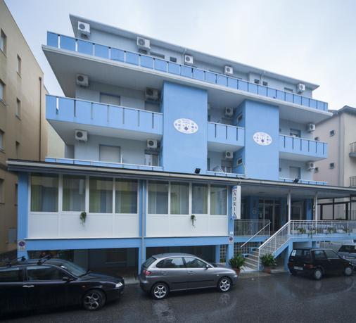 Hotel Adria Mare - Rimini - Rakennus
