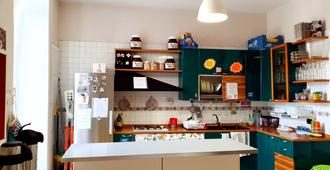 Hostel Mancini Naples - Nápoles - Cocina