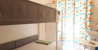 Hostel Mancini Naples - Neapel - Schlafzimmer