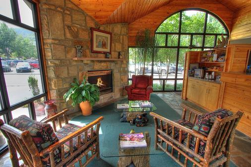 Howard Johnson by Wyndham Downtown Gatlinburg - Gatlinburg - Lounge