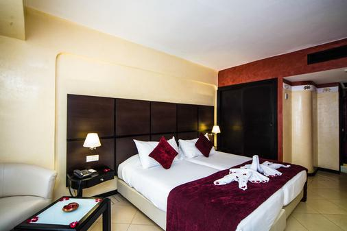 Anezi Tower Hotel - Agadir - Bedroom