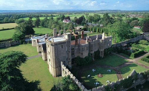 Thornbury Castle - Μπρίστολ - Κτίριο