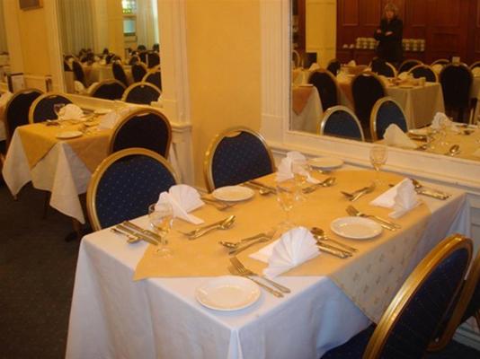 The Hydro Hotel - Douglas - Restaurante