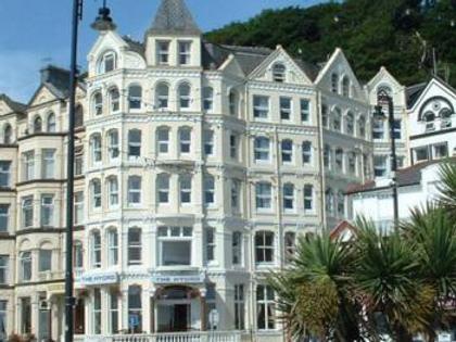 The Hydro Hotel - Douglas - Edificio