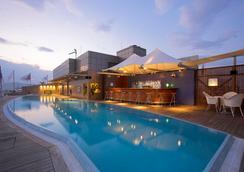 梅里亞雅典酒店 - 雅典 - 雅典 - 露天屋頂