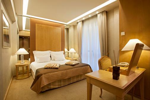 梅里亞雅典酒店 - 雅典 - 雅典 - 臥室