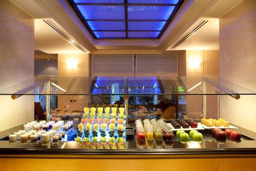 梅里亞雅典酒店 - 雅典 - 雅典 - 自助餐