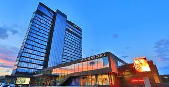 Radisson Blu Iveria Hotel, Tbilisi City Centre - Tiflis - Edificio