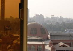 Town View Hotel - Kairo - Näkymät ulkona